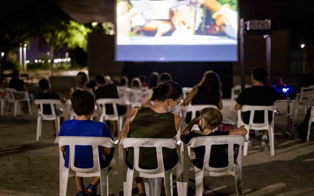 Cinema solidari d'estiu Cultura Gandia