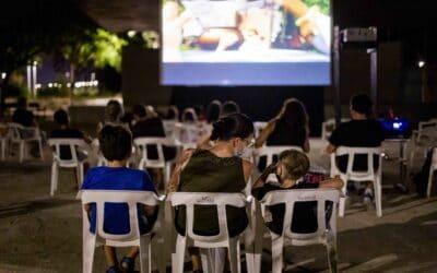 Més de 1.500 espectadors al Cinema Solidari d'Estiu