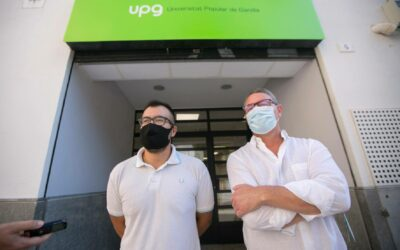 La UPG inicia el curs el 26d'octubre amb una reducció dela ratio al 50%