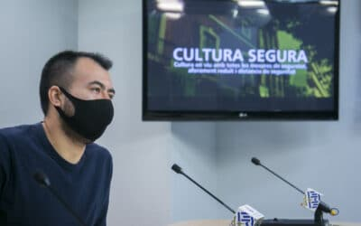 Gandia recupera les activitats presencials al Teatre Serrano i a la Casa de la Marquesa