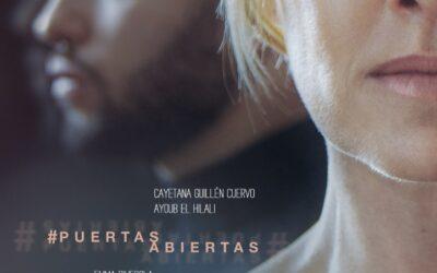 El Teatre Serrano acull l'obra dramatúrgica 'Puertas Abiertas'