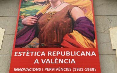 Estètica republicana a València. Innovacions i pervivències (1931-1939)
