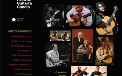 XIV edició del Festival Guitarra Gandia 'Panxa Verda'